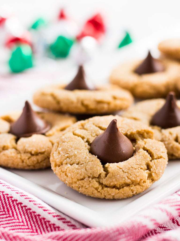 Peanut Butter Blossoms Recipe If You Give A Blonde A Kitchen