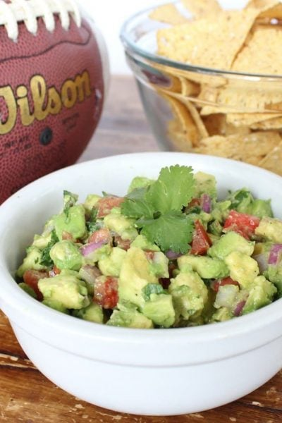 Game Day Guac