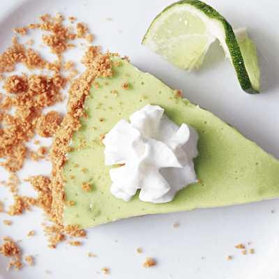 Key Lime Pie for Pi Day