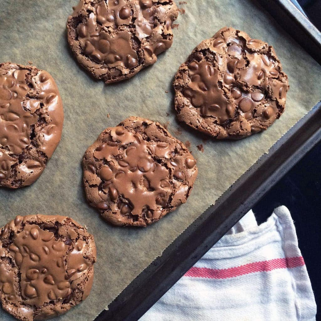 Gluten-free Chocolate Cookies Recipe | If You Give a Blonde a Kitchen