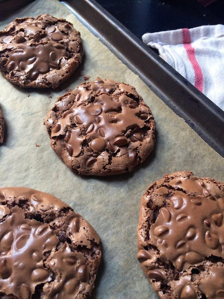 Gluten-Free Chocolate Cookie Recipe | If You Give a Blonde a Kitchen