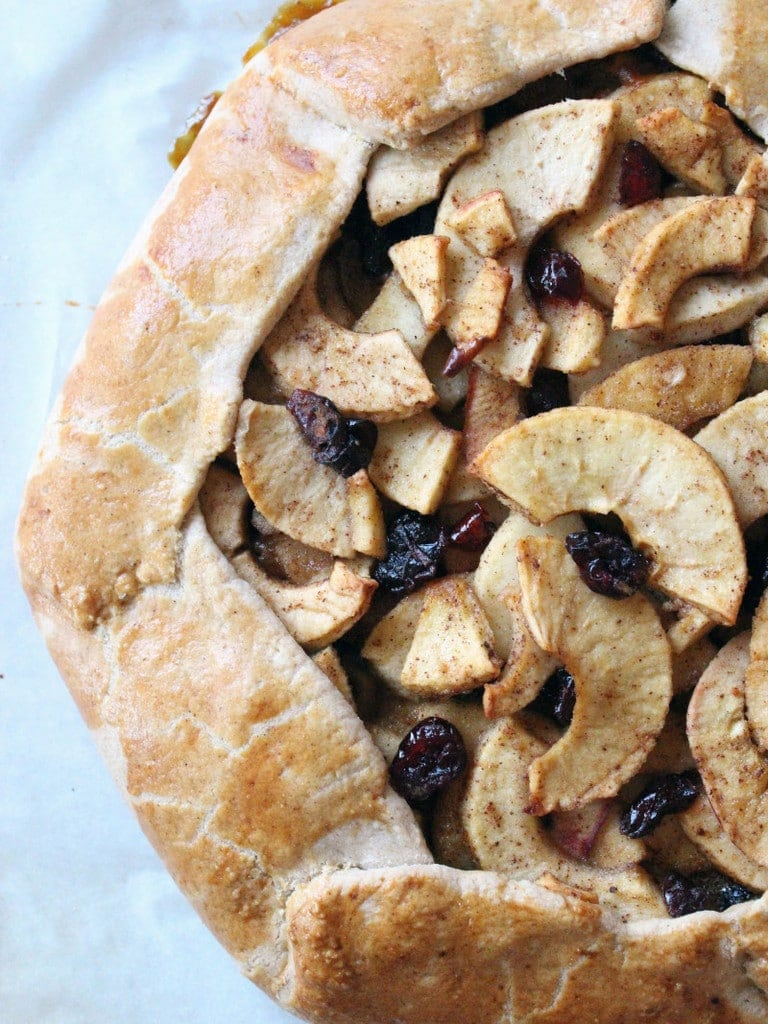 Apple and Pumpkin Galette Recipe | If You Give a Blonde a Kitchen