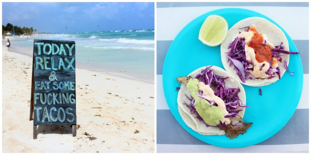 Foodie's Travel Guide to Tulum, Mexico   @haleydwilliams