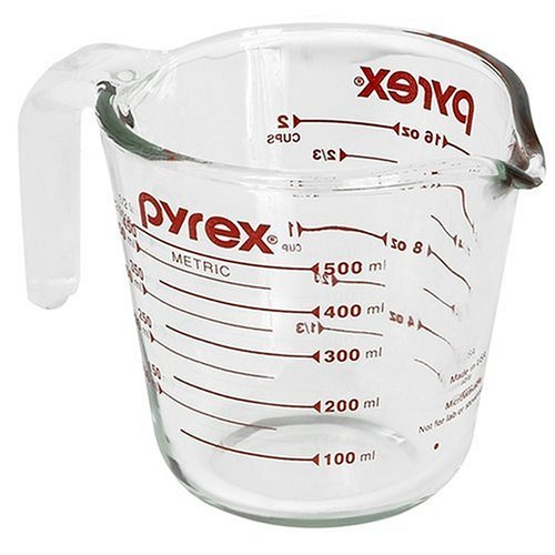 pyrex liquid measuring cup tools every baker needs