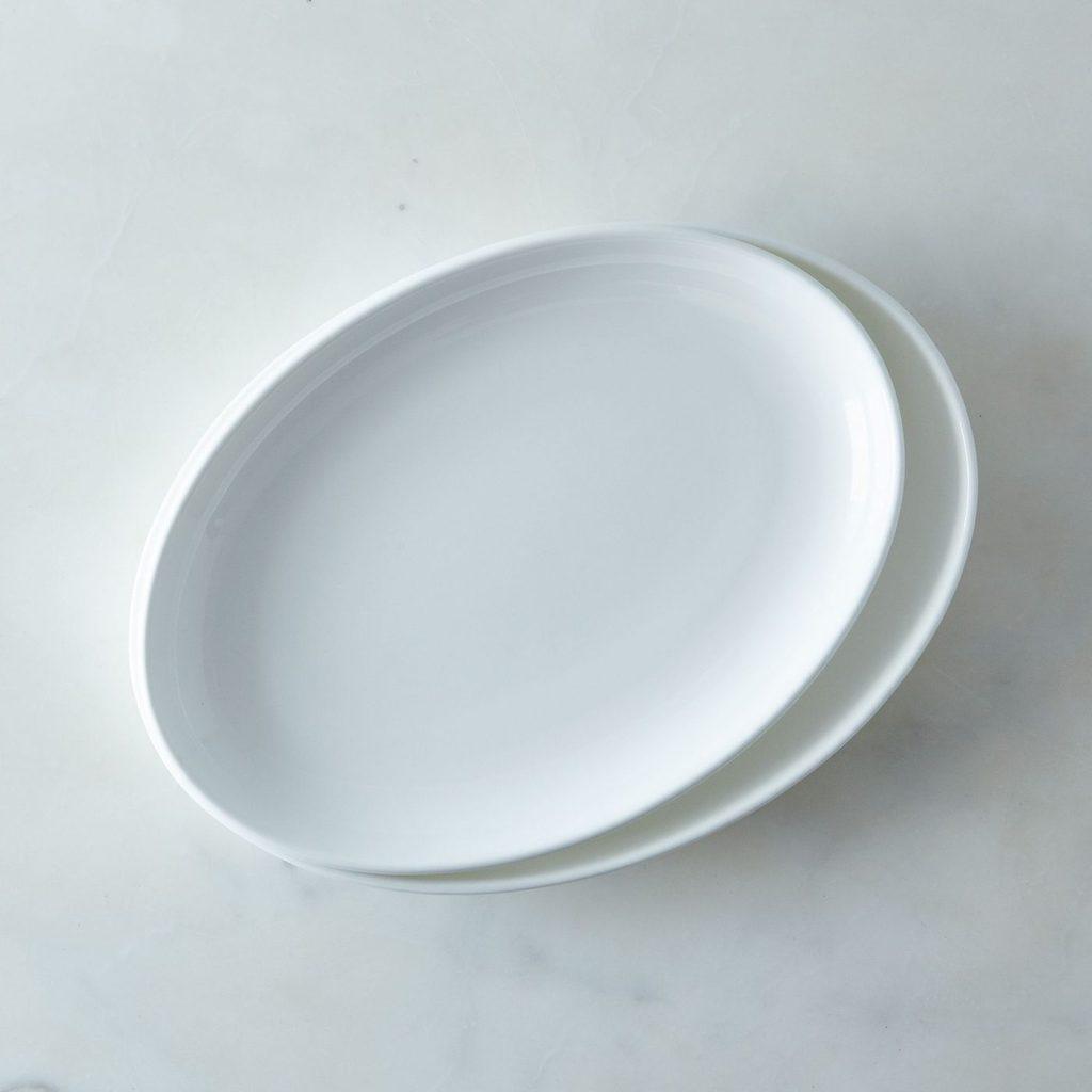 Easter Entertaining Essentials: Bone China serving platter | @haleydwilliams