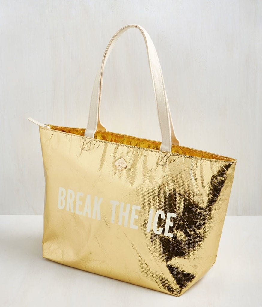 break the ice cooler bag