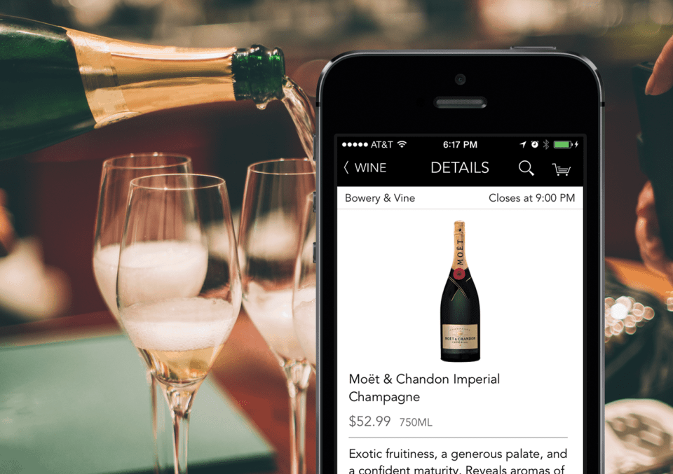 minibar delivery champagne coupon code
