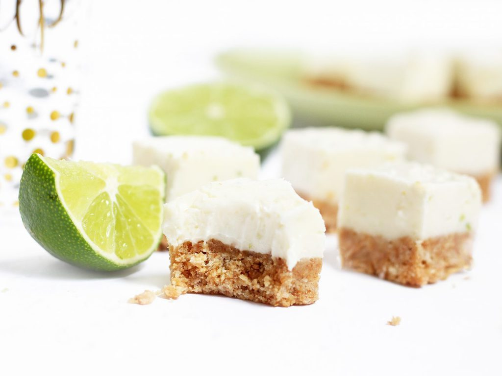 No bake margarita cheesecake bites for Cinco de Mayo | Recipe by @haleydwilliams