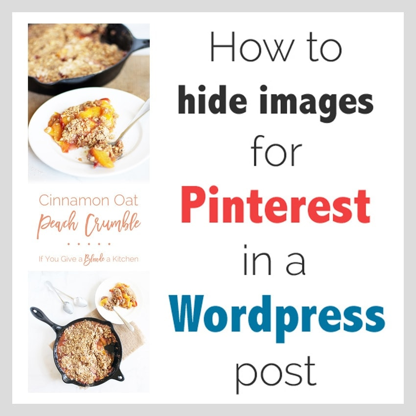 how to add pinterest post on wordpress