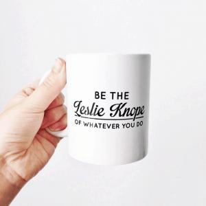 Leslie Knope Mug