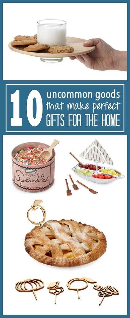 Uncommon goods that make perfect Christmas gifts for the home #sponsored | www.ifyougiveablondeakitchen.com