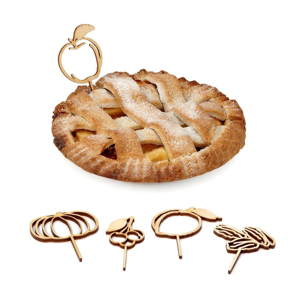 uncommon-goods-wooden-pie-picks-set-of-5