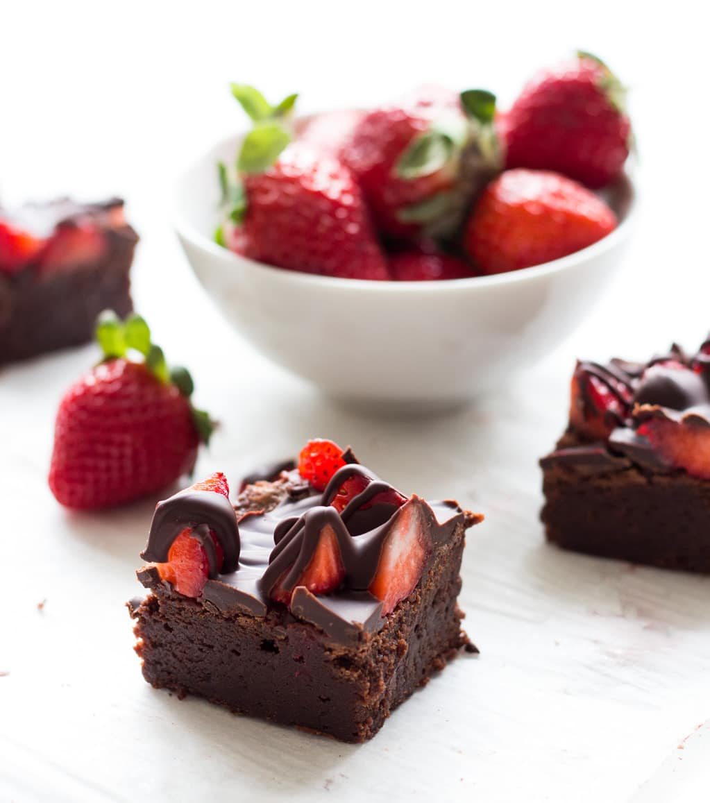 Chocolate Covered Strawberry Brownies If You Give A Blonde A Kitchen
