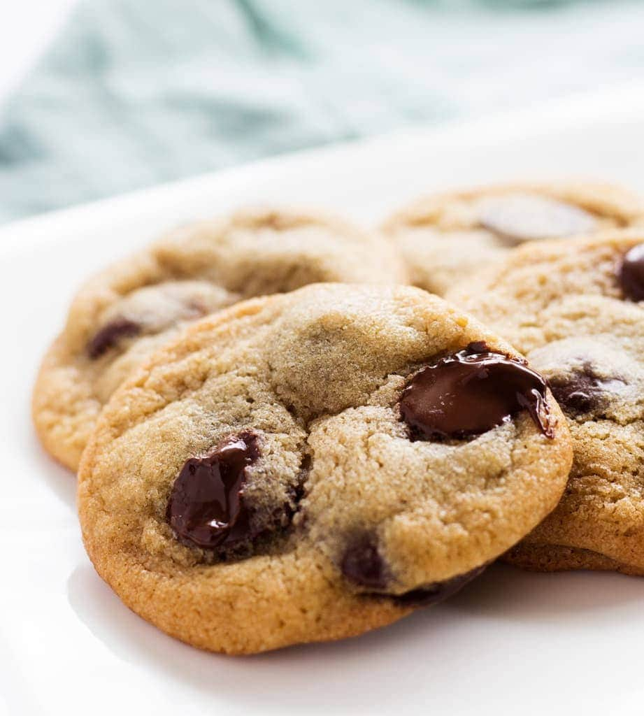 Simple Yummy Chocolate Chip Cookies