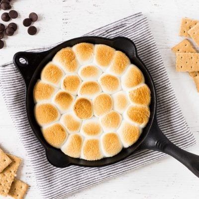 How to Make Smores Dip