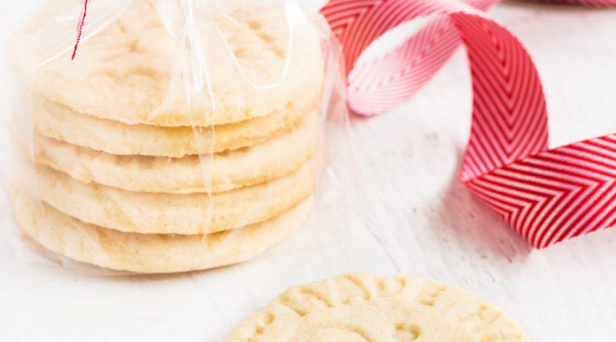 Stamp Cookies Recipe
