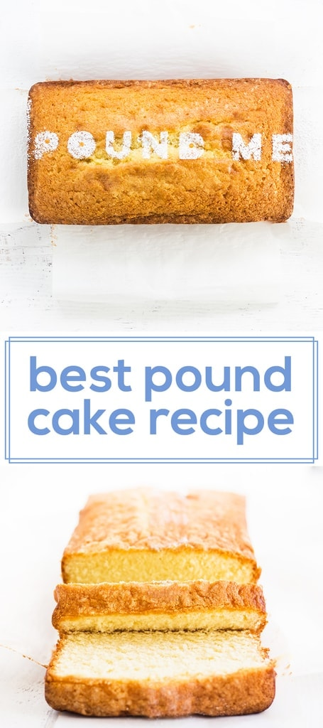 King Arthur Pound Cake Recipe