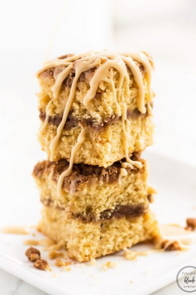 Irish Cream Coffee Cake