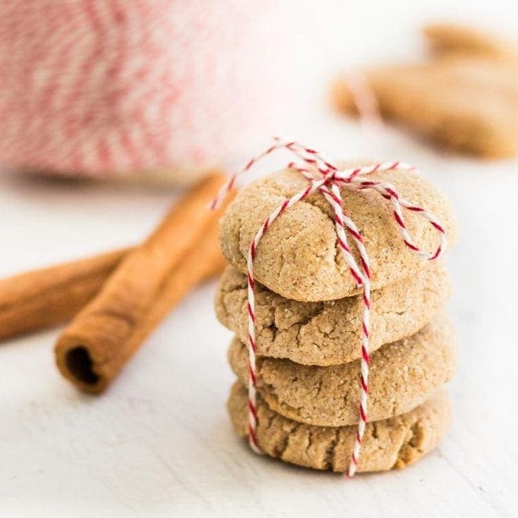 Snickerdoodle Cinnamon Dog Treats